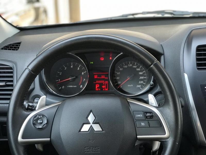 MITSUBISHI ASX 2.0 4X2 16V FLEX 4P AUTOMATICO