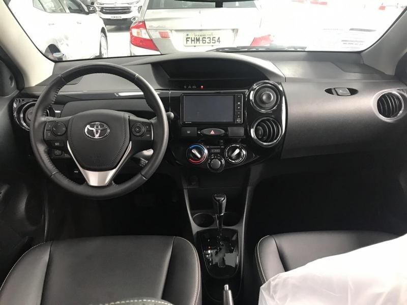 TOYOTA ETIOS 1.5 XLS SEDAN 16V FLEX 4P AUTOMATICO