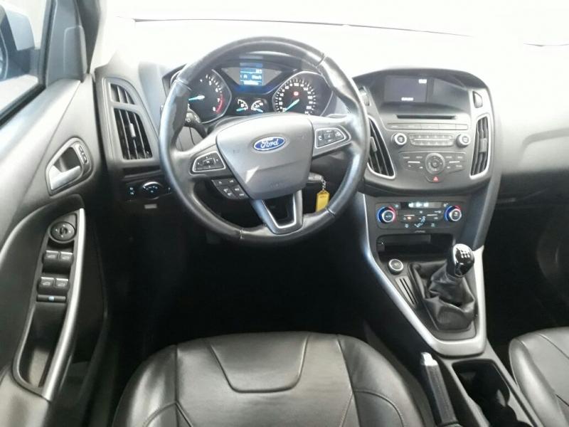 Ford Focus 1 6 Se Plus 16v Flex 4p Manual 2016 2015 Athena Motors