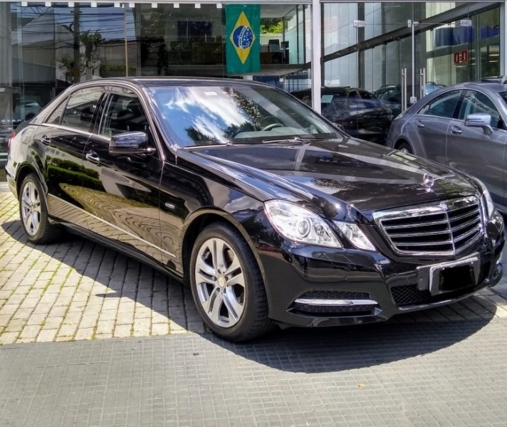 MERCEDES-BENZ E 350 3.5 CGI EXECUTIVE V6 GASOLINA 4P AUTOMATICO