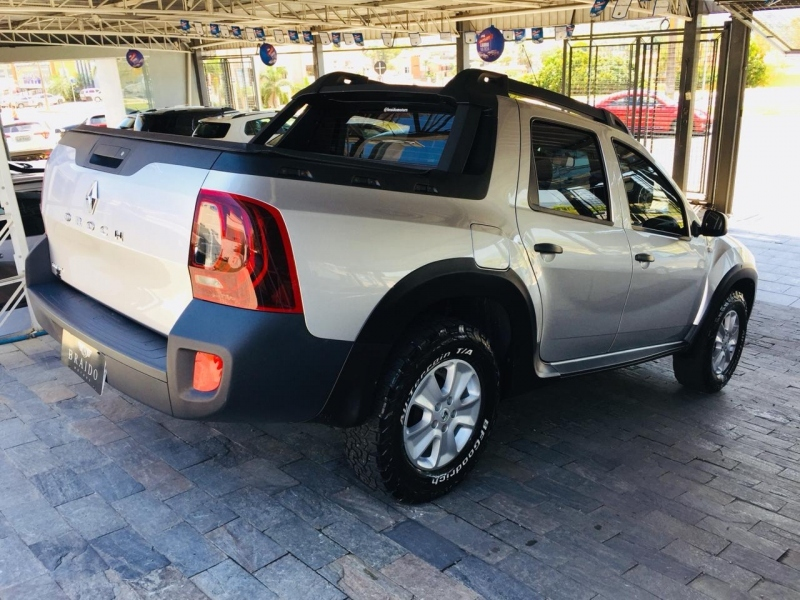 RENAULT DUSTER OROCH 1.6 16V FLEX EXPRESSION 4P MANUAL