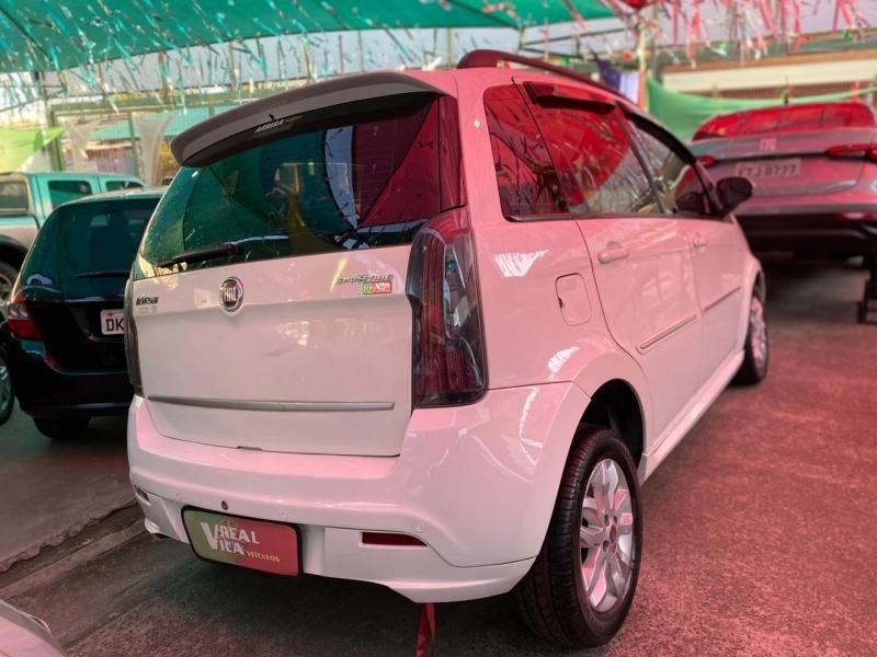 FIAT IDEA 1.8 MPI SPORTING 16V FLEX 4P AUTOMATIZADO