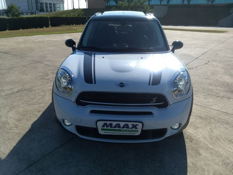 MINI COUNTRYMAN 1.6 S TOP 16V 184CV GASOLINA 4P AUTOMATICO