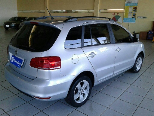 VOLKSWAGEN SPACEFOX 1.6 MSI TRENDLINE 8V FLEX 4P MANUAL