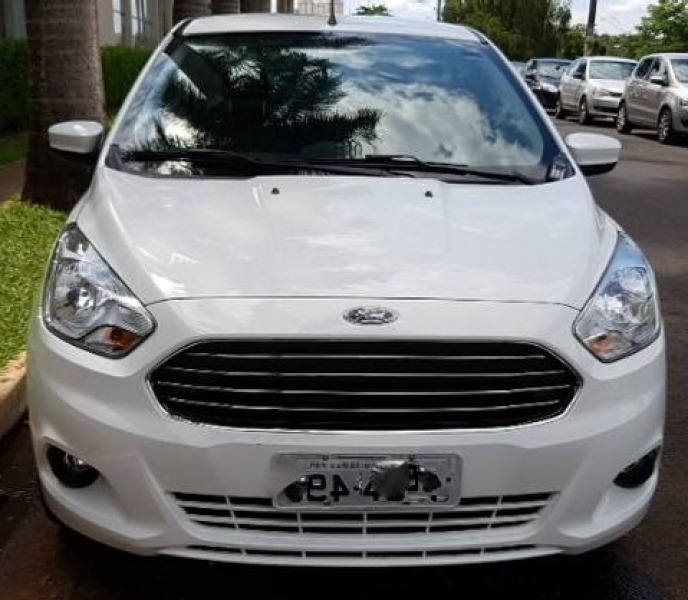 FORD KA+ 1.0 SEL 12V FLEX 4P MANUAL