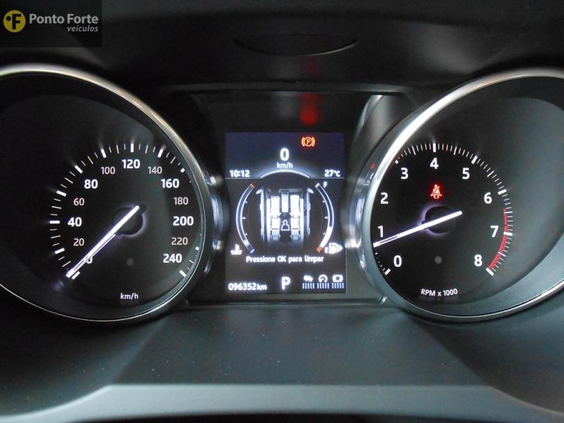 LAND ROVER RANGE ROVER EVOQUE 2.0 SE 4WD 16V GASOLINA 4P AUTOMATICO