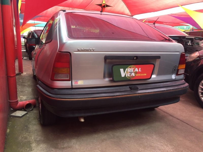 CHEVROLET KADETT 1.8 TURIM 8V GASOLINA 2P MANUAL