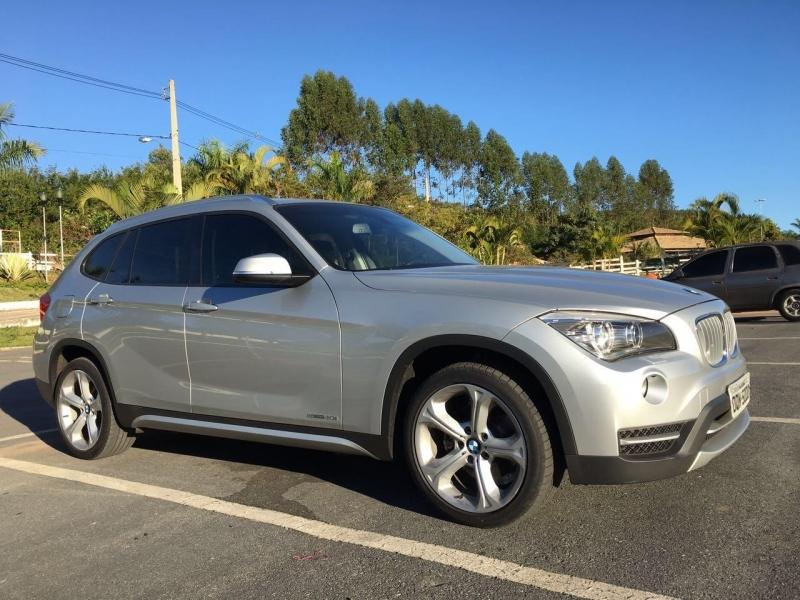 BMW X1 2.0 20I GP 4X2 16V GASOLINA 4P AUTOMATICO