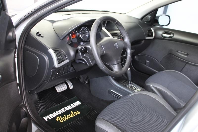 PEUGEOT 207 1.6 XS 16V FLEX 4P AUTOMATICO