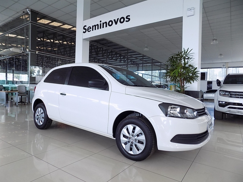 GOL 1.0 MI 8V FLEX 2P MANUAL G.V cheio