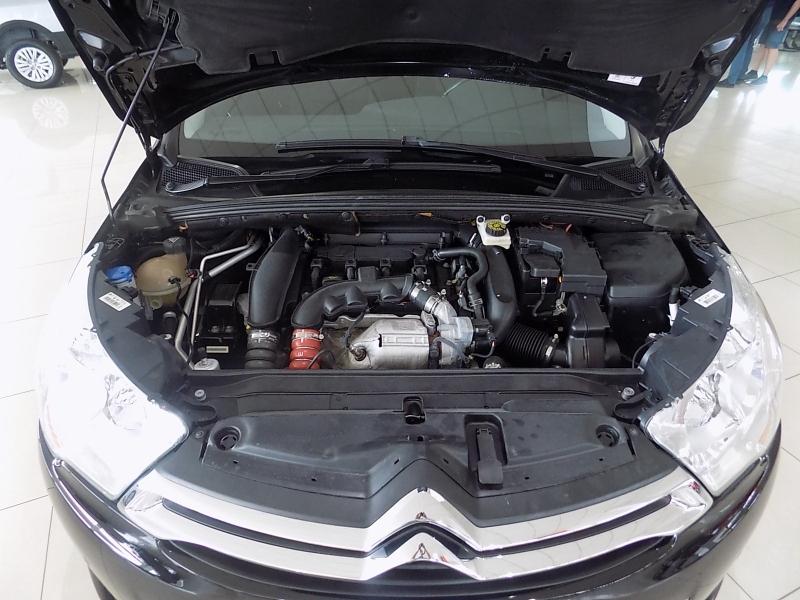 C4 LOUNGE 1.6 EXCLUSIVE 16V TURBO GASOLINA 4P AUTOMATICO cheio