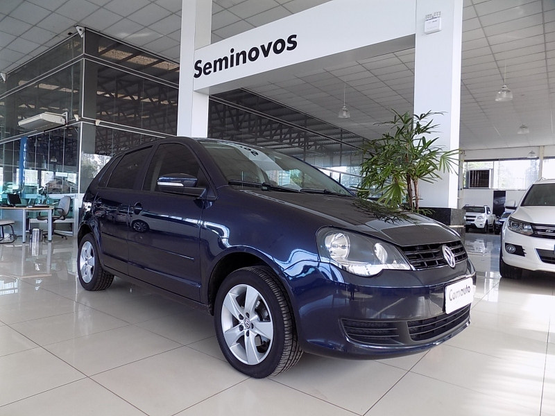 POLO 1.6 MI 8V FLEX 4P MANUAL cheio