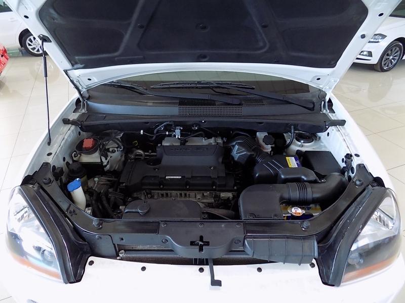 TUCSON 2.0 MPFI GLS 16V 143CV 2WD FLEX 4P AUTOMATICO cheio