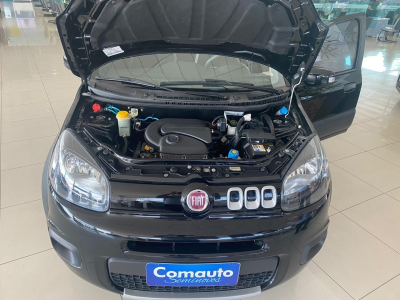 UNO 1.4 EVO WAY 8V FLEX 4P MANUAL cheio