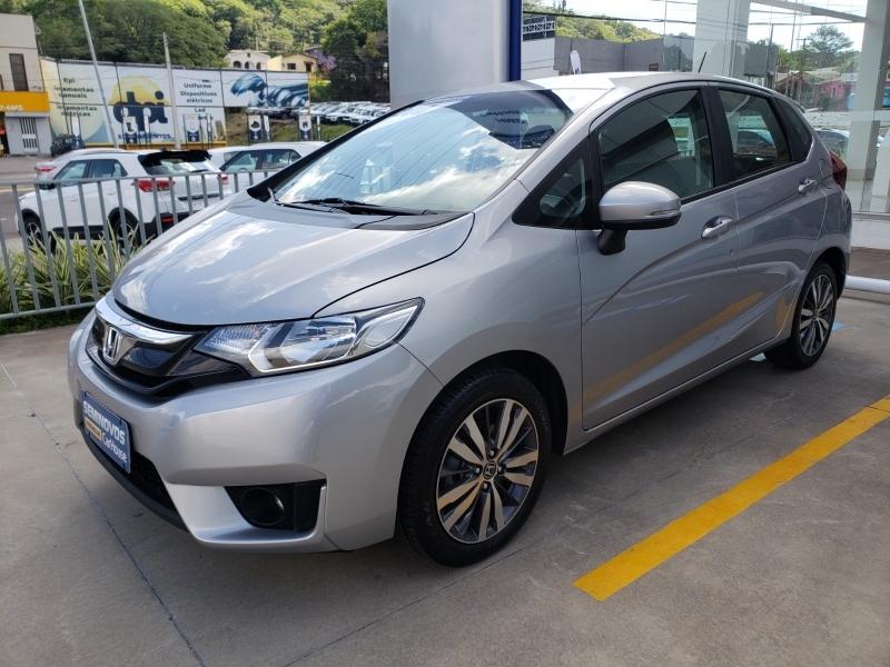 HONDA FIT 1 5 EXL 16V FLEX 4P AUTOMATICO seminovo à venda em Porto Alegre