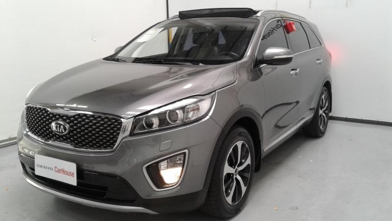 KIA SORENTO 3 3 V6 GASOLINA EX 7L AUTOMATICO seminovo à venda em Porto Alegre - Sertório