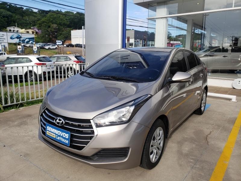 HYUNDAI HB20S 1 6 COMFORT PLUS 16V FLEX 4P AUTOMATICO seminovo à venda em Santa Maria - João Luiz Pozzobon