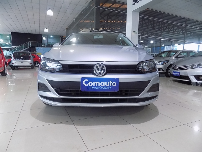 POLO 1.0 MPI TOTAL FLEX MANUAL cheio