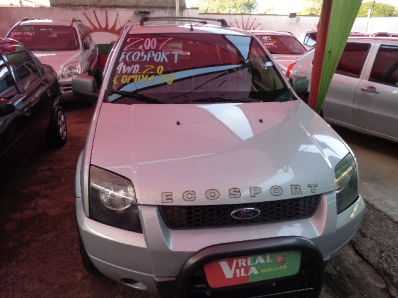 FORD ECOSPORT 2.0 XL 16V GASOLINA 4P MANUAL