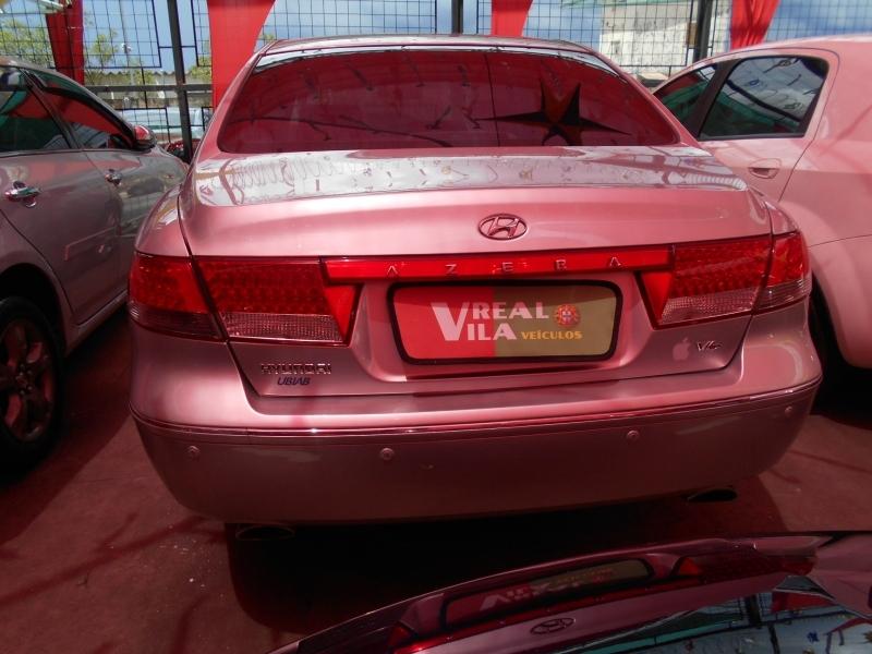 HYUNDAI AZERA 3.3 MPFI GLS SEDAN V6 24V GASOLINA 4P AUTOMATICO