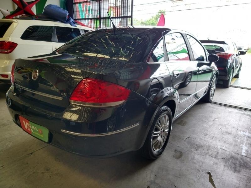 FIAT LINEA 1.9 MPI LX 16V FLEX 4P AUTOMATIZADO