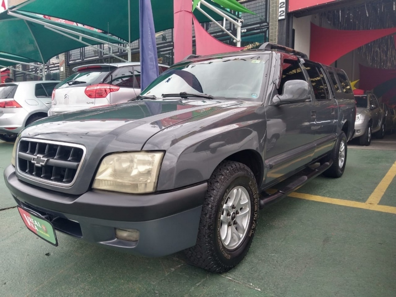 CHEVROLET S-10 PICK-UP  C.DUP  4X2 2.8 TB-IC N.SERIE