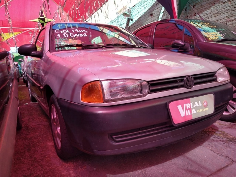 VOLKSWAGEN GOL 1.0 MI PLUS 16V GASOLINA 2P MANUAL