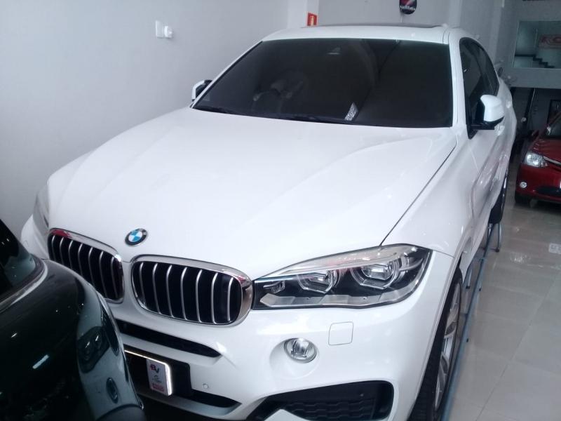 BMW X6 4.4 50I 4X4 COUPE 8 CILINDROS 32V BI-TURBO GASOLINA 4P AUTOMATICO