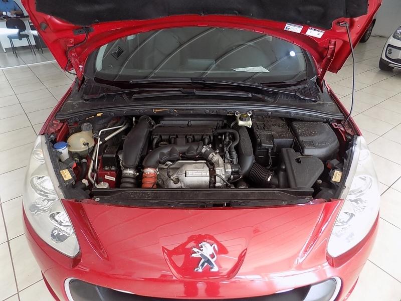 308 1.6 GRIFFE THP 16V GASOLINA 4P AUTOMATICO cheio