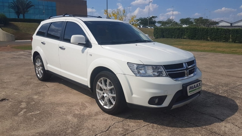 DODGE JOURNEY 3.6 RT V6 GASOLINA 4P AUTOMATICO