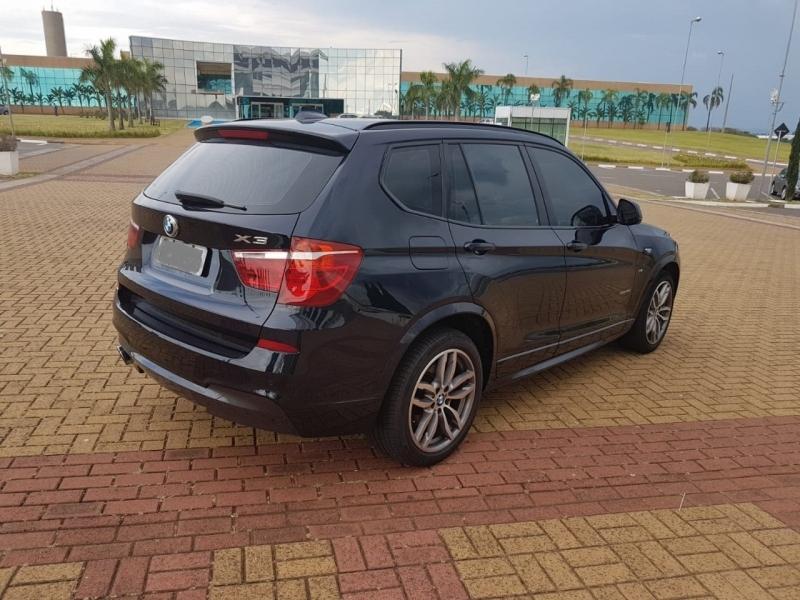BMW X3 3.0 35I M SPORT 4X4 24V GASOLINA 4P AUTOMATICO