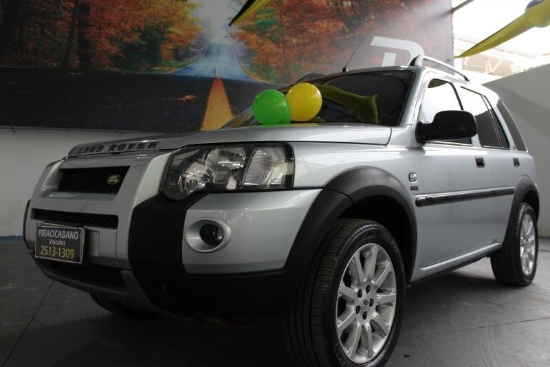 LAND ROVER FREELANDER 2.5 SE 4X4 V6 24V GASOLINA 4P AUTOMATICO