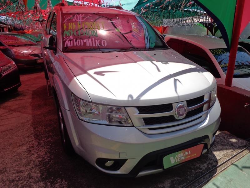 FIAT FREEMONT 2.4 PRECISION 16V GASOLINA 4P AUTOMATICO