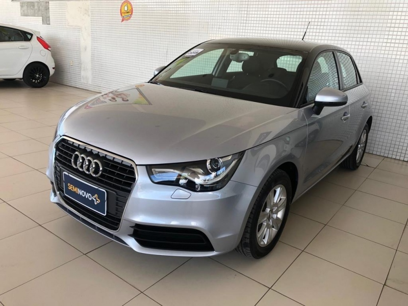 AUDI A1 1.4 TFSI SPORTBACK ATTRACTION 16V 122CV GASOLINA 4P S-TRONIC