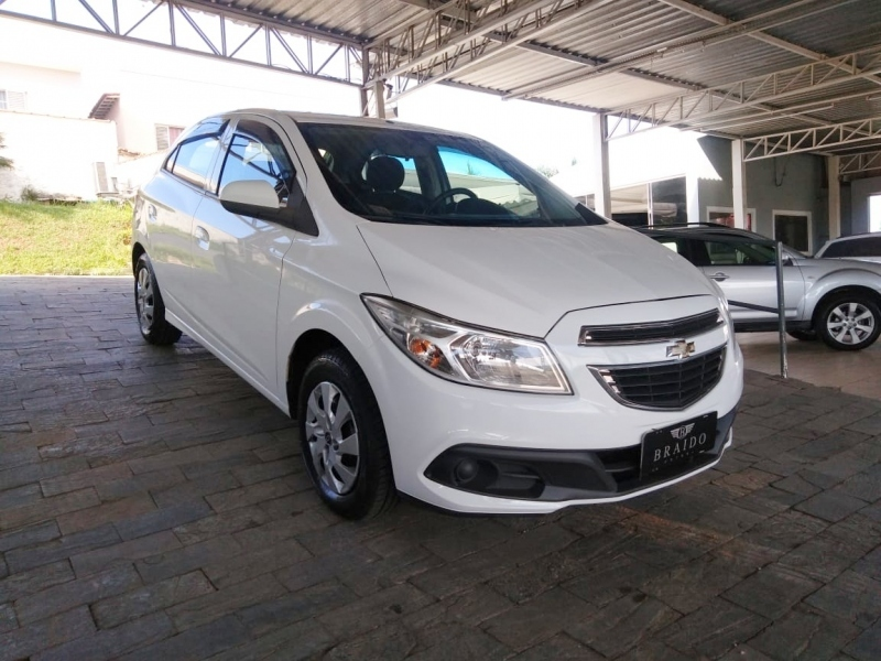 CHEVROLET ONIX HATCH LT 1.0 8V SPE/4 FLEX