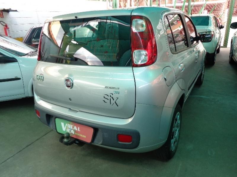 FIAT UNO 1.4 EVO ECONOMY 8V FLEX 4P MANUAL