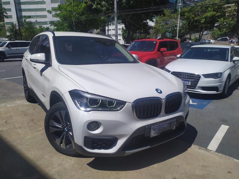 BMW X1 2.0 16V TURBO ACTIVEFLEX SDRIVE20I 4P ...