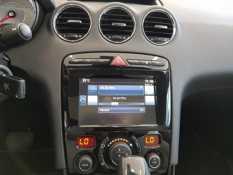 PEUGEOT 408 1.6 GRIFFE 16V TURBO FLEX 4P AUTOMATICO