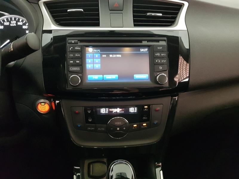 NISSAN SENTRA 2.0 S 16V FLEX 4P AUTOMATICO