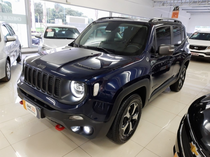 JEEP RENEGADE 2.0 16V TURBO DIESEL TRAILHAWK 4P 4X4 AUTOMATICO