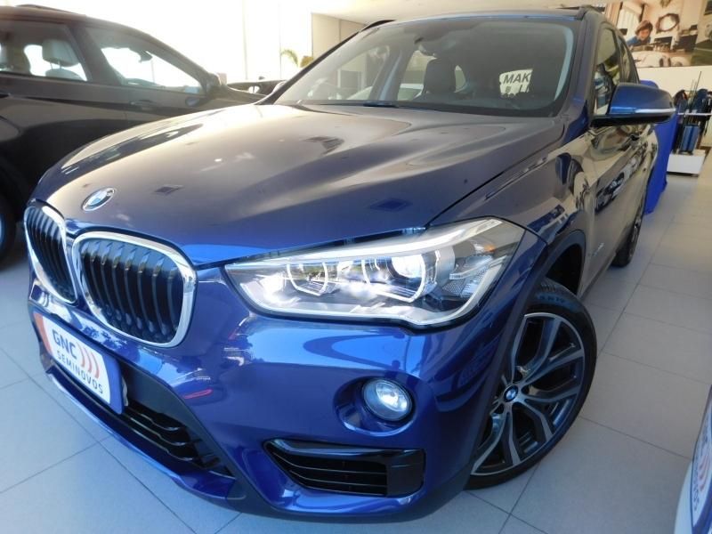 BMW X1 2.0 16V TURBO ACTIVEFLEX XDRIVE25I SPORT 4P AUTOMATICO