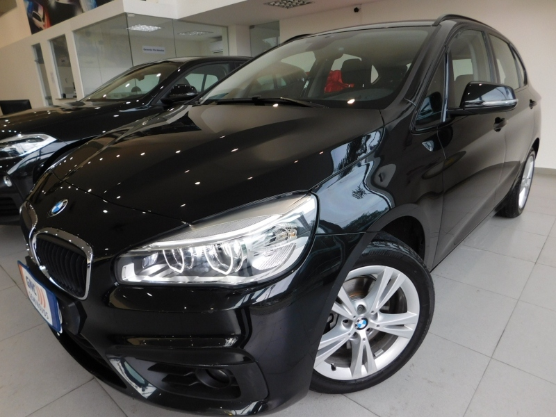 BMW 220I 2.0 CAT GP 16V TURBO ACTIVEFLEX 4P AUTOMATICO