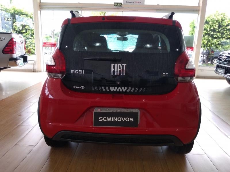 FIAT MOBI 1.0 8V EVO FLEX WAY ON MANUAL
