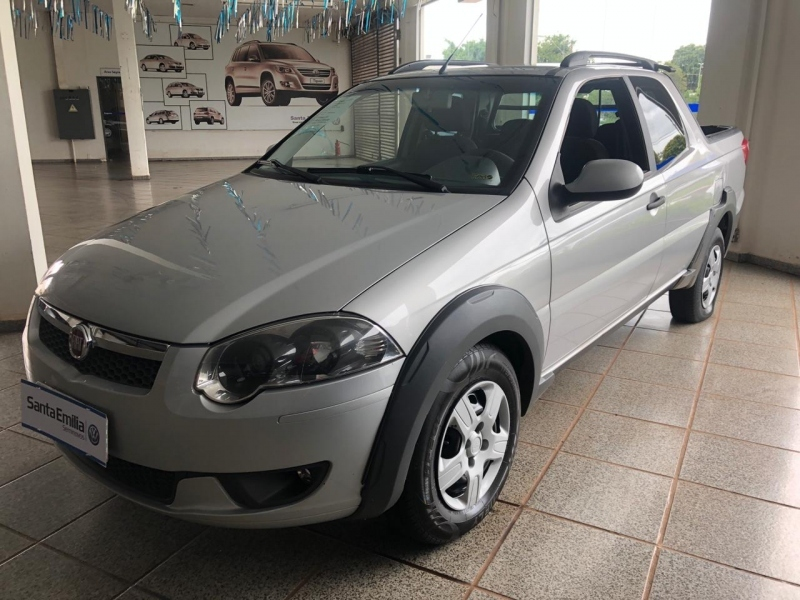 FIAT STRADA 1.6 MPI TREKKING CD 16V FLEX 3P MANUAL
