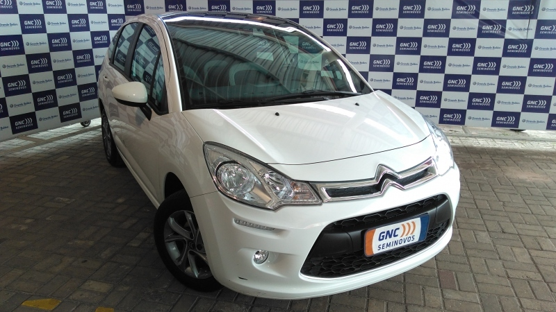 CITROEN C3 1.6 VTI 120 FLEX TENDANCE EAT6