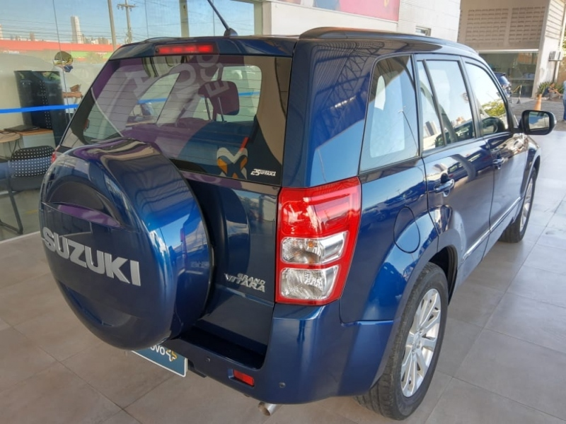 SUZUKI GRAND VITARA 2.0 4X2 16V GASOLINA 4P AUTOMATICO