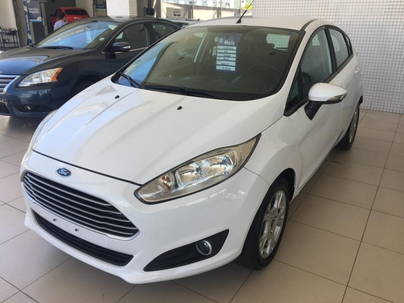 FORD FIESTA 1.5 SE HATCH 16V FLEX 4P MANUAL