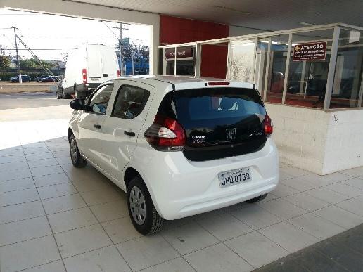FIAT MOBI 1.0 8V EVO FLEX EASY MANUAL