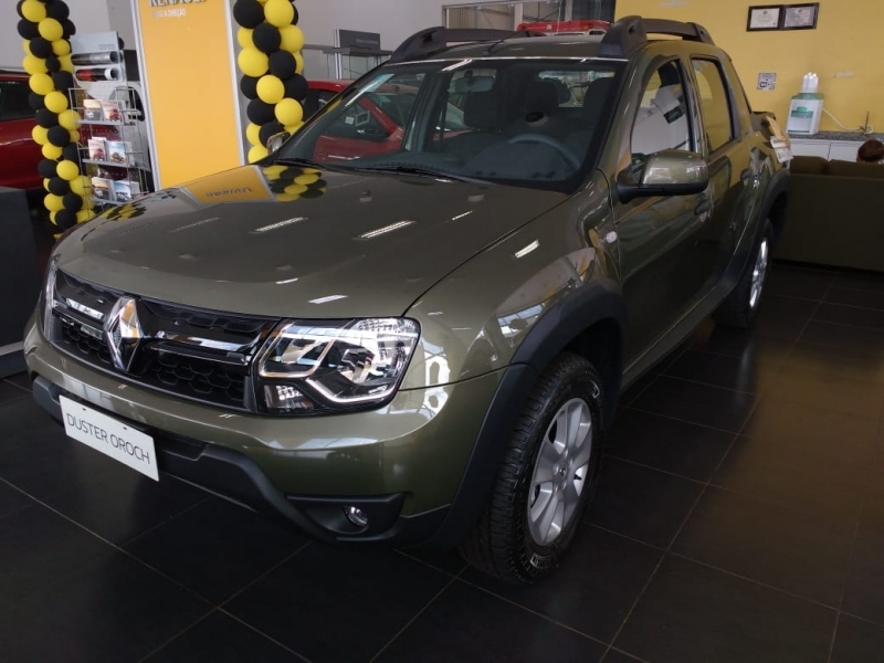 RENAULT DUSTER OROCH 1.6 16V SCE FLEX EXPRESSION MANUAL
