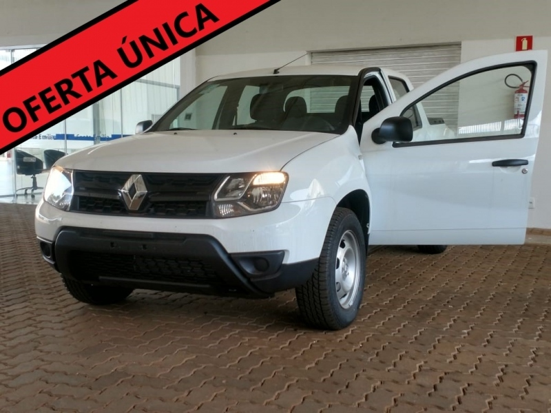 RENAULT DUSTER OROCH 1.6 16V SCE FLEX EXPRESS MANUAL